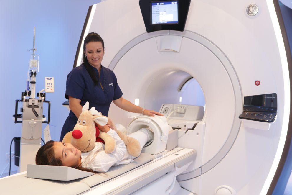 Pedijatrijska radiologija