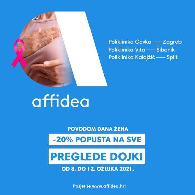 Dan žena Affidea Hrvatska