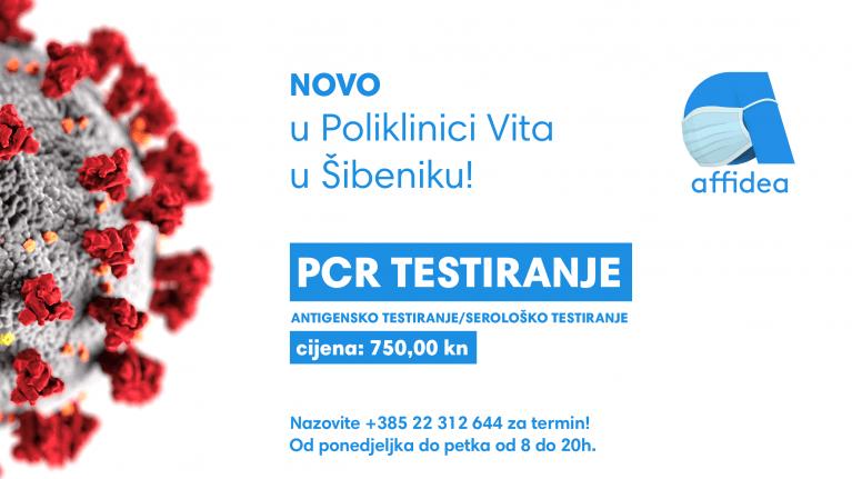 PCR poliklinika Vita