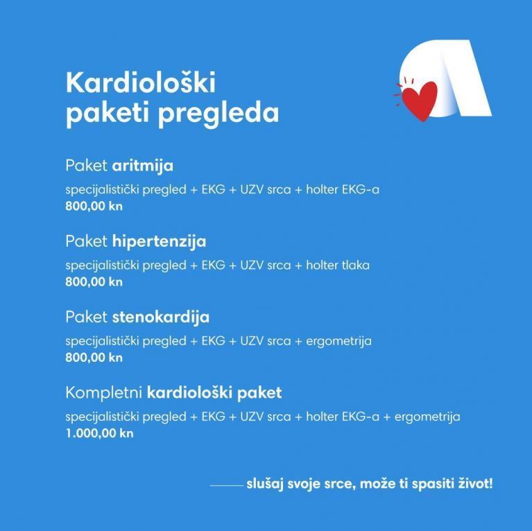 kardiološki paketi